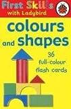 echange, troc  - Colours and Shapes Flash Cards