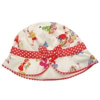 Powell Craft Hat /Sunhat  in Girls at Play Design