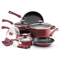 Paula Deen 12-Piece Non-Stick Cookware Set