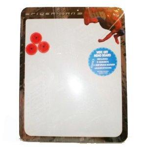 Spiderman 3 Magnetic Wipe-off Memo Board