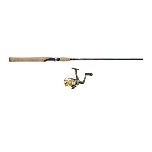 Shakespeare Agility IM-8 Spinning Combo Choose Rod: ASP 6070-2M (7' 0