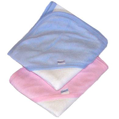 (1) Spencer's Brand Hooded Towel for Baby - White with Pink Hood - Buy (1) Spencer's Brand Hooded Towel for Baby - White with Pink Hood - Purchase (1) Spencer's Brand Hooded Towel for Baby - White with Pink Hood (Home & Garden, Categories, Bedding & Bath, Bath, Towels, Bath Towels)