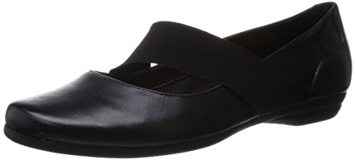 clarks-womens-mary-janes-pumps-shoes-discovery-ritz-black-leather-size-uk-6-eu-395