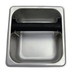 "Espresso Knock Box 4"" Deep from Update International"