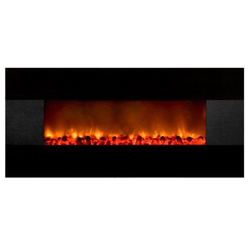 Yosemite Home Decor DF-EFP700 Electric Heater, Sleek Black photo B005C3I7C8.jpg