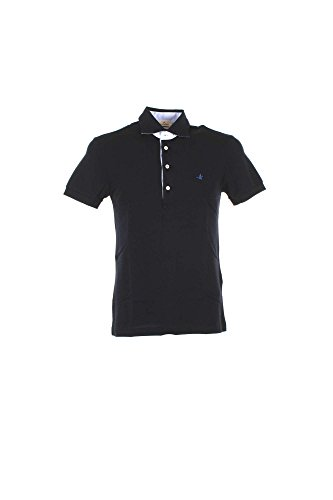 Polo Uomo Brooksfield 201G.B001 Blu Primavera/Estate Blu 50