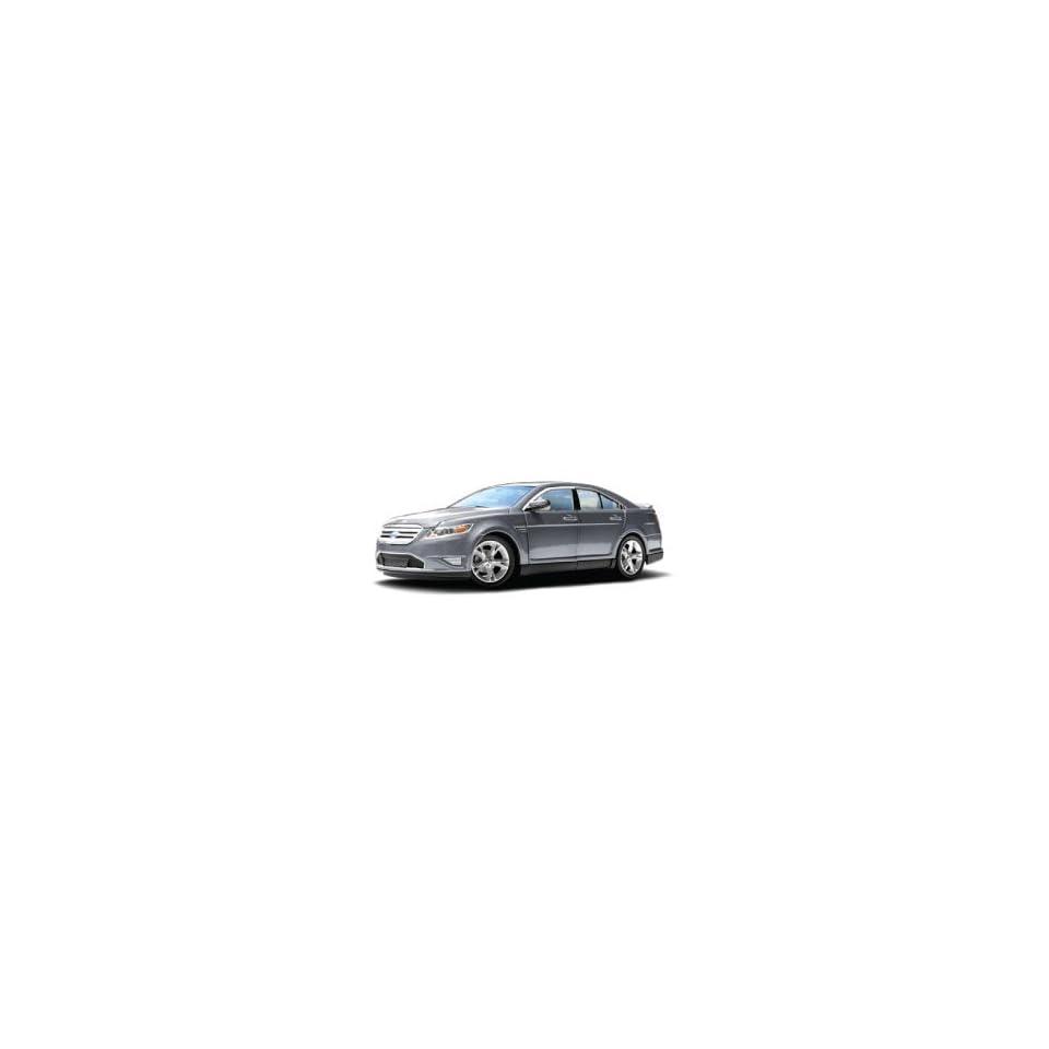 2010 Ford Taurus SHO Silver 1/24 Diecast Car Model Toys & Games