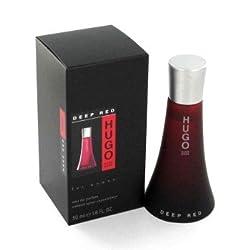 Hugo Boss Hugo Deep Red Eau De Parfum Spray, 3 Oz / 90ml