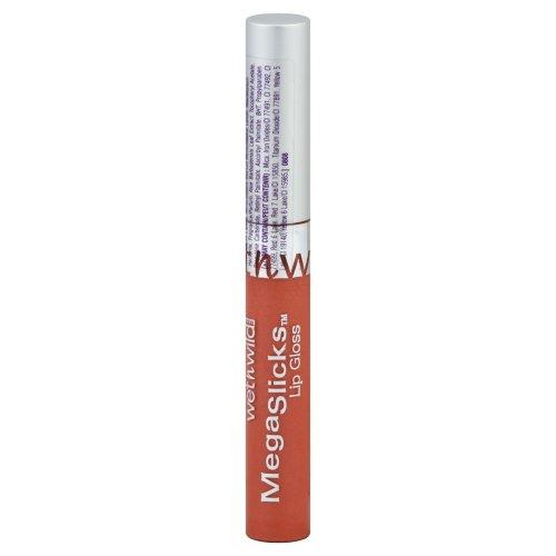Wet 'n' Wild MegaSlicks Lip Gloss, Berry Burst, 570A