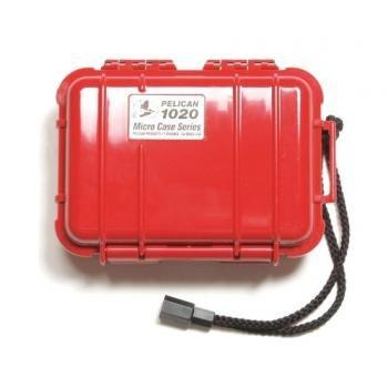 Pelican 1020 Micro-Case RedB0000DYV5V