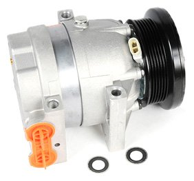 ACDelco 15-21664 Air Conditioning Compressor Assembly