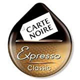Tassimo Carte Noire Expresso Classic Pack of 2, 2x16 T-Discs