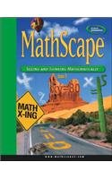 MathScape: Seeing and Thinking Mathematically, Course 3, (Glencoe Mathematics) download ebook