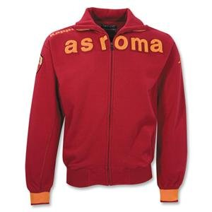 AS Roma 08/09 Fleece Eroi Jacket