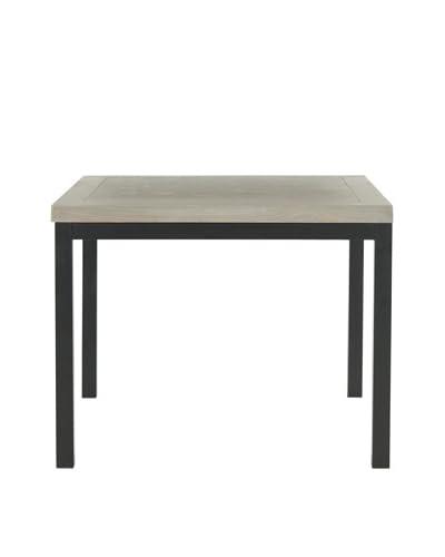 Safavieh Dennis Side Table, Ash Grey