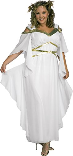 Rubie's Costume Co Women's Roman Goddess Costume, 16-20