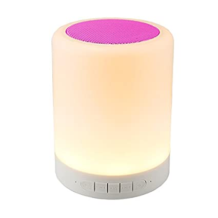 Rymemo Touch Lamp Wireless Speaker