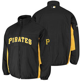Pittsburgh Pirates Double Climate Jacket by The Pittsburgh Fan