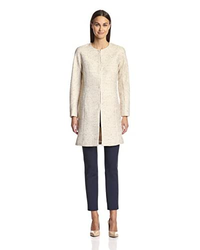 Magaschoni Women's Boucle Coat