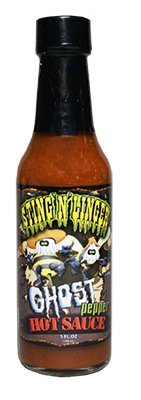 ghost pepper hot sauuce