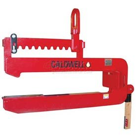 Caldwell C-Hook Pipe Lifter 6000 Lb. Capacity
