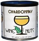 Chardonnay Wine Nuts - 11oz Tin