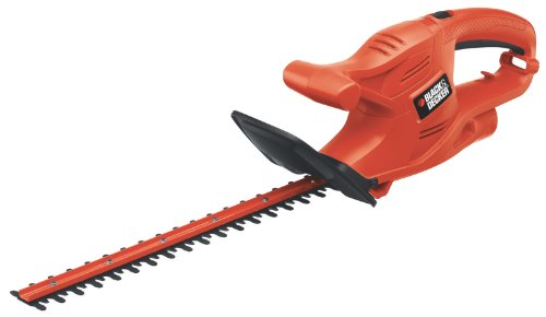 Black & Decker TR117 3.2-Amp Hedge Trimmer, 17-Inch