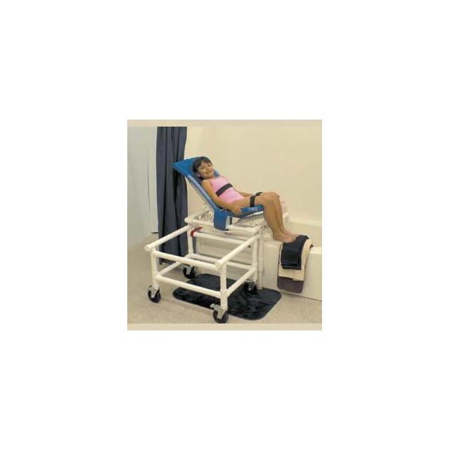 MJM International 191 M Reclining Bath Chair