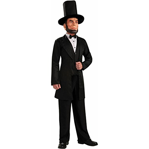 Deluxe Abraham Lincoln Adult Costume - Standard