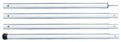 モンベル タープポール アルミタープポール240cm(4本継)