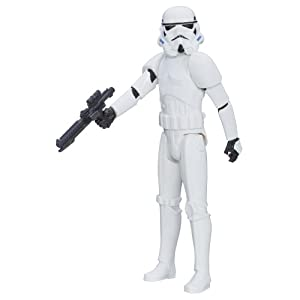 Star Wars Saga Legends Stormtrooper Figure