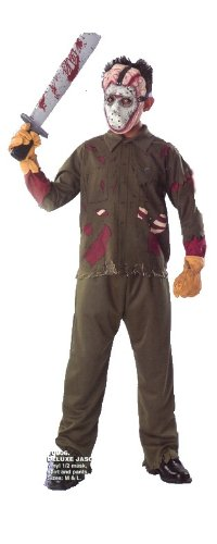 Friday the 13th Costume Kit: Jason - Child's One Size Fits All