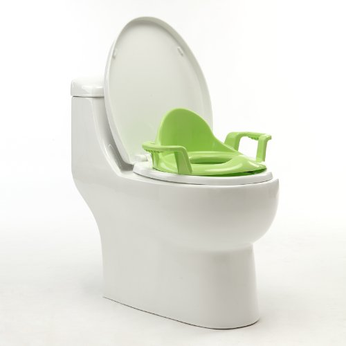 Kidsmile Boys & Girls Children Kid Baby Potty Training Urinal Toilet Chair Green