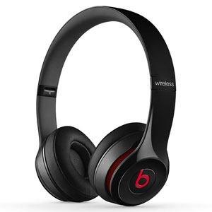 【国内正規品】Beats by Dr.Dre Solo2 Wireless 密閉型ワイヤレスオンイヤーヘッドホン Bluetooth対応 ブラック BT ON SOLO2 WIRELS BLK