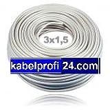 Mantelleitung NYM-J 3x1,5mm� -25m Ring- NYMJ