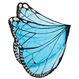 Fanciful Fabric Butterfly Wings