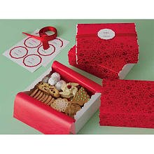 Martha Stewart Crafts Holiday Scandinavian Treat Box