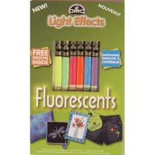 Light Effects Floss 6-Pack: Fluorescent