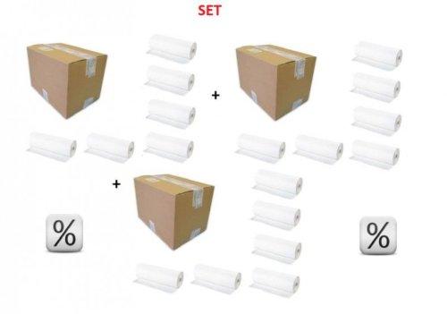 Super Vorteilspackung 3 Karton x 6 Rollen Economic – Hygienische Auflage