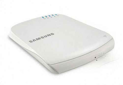Lecteur - graveur externe CD-DVD SAMSUNG SE208BW BLANC