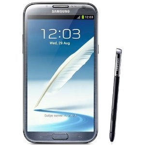Link to Samsung Galaxy Note II N7105 Grey 4G/LTE Factory Unlocked International Version LTE/4G BANDS 800 / 900 / 1800 / 2600 by Samsung from New Generation Products On Sale
