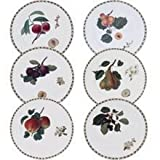 Hookers Fruit Tea Plates 6.5