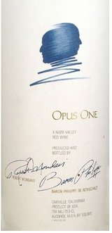 Opus One Napa Valley Red 2009