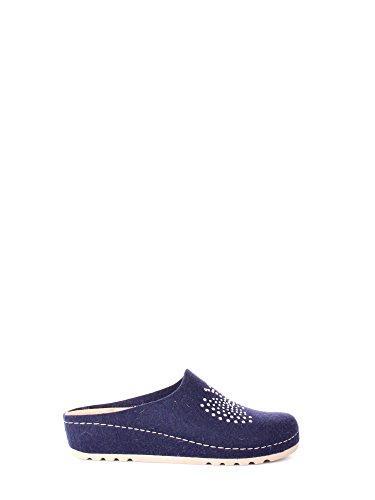 Melluso Q61882 Pantofola Donna Blu 38