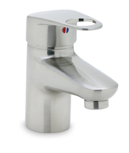 Ambassador Marine Nautilus Collection Head Faucet, Brushed Nickel