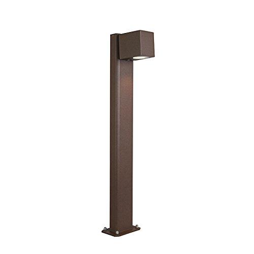 qazqa-moderno-rustico-baliza-de-exterior-baleno-65cm-oxido-gu10-aluminio-vidrio-alargada-adecuado-pa