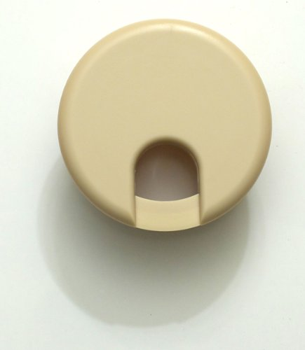 Ge office furniture desk grommet hole cover for cords and for 2 furniture hole cover
