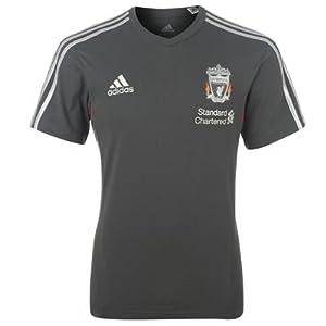 Adidas Liverpool Dark Greysilver Topshirtjersey 46-48 by Adidas