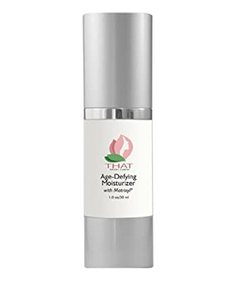 Best Cheap Deal for THAT Face Cream™ Age-Defying Moisturizer with Matrixyl 3000 for Fine Lines, Wrinkles, Natural Collagen Boosting, Anti Aging and Firming from Radiant Health Naturals - Free 2 Day Shipping Available