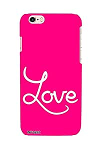 Pink Love case for Apple iPhone 6 / 6s